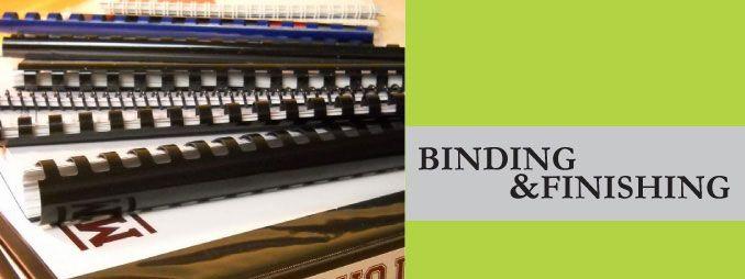 Binding & Finishing