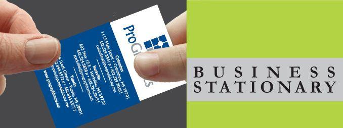Business Stationary